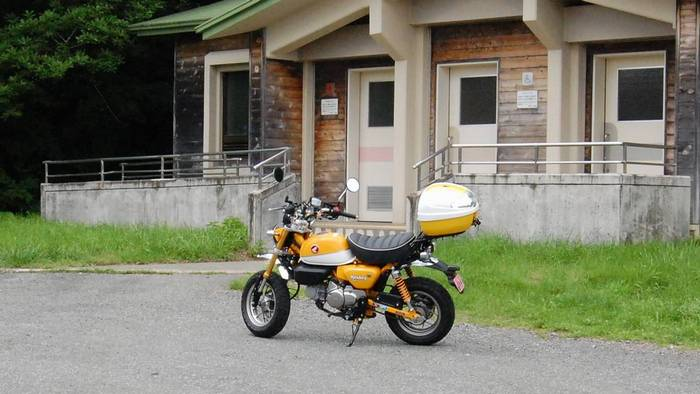 石倉岳駐車場